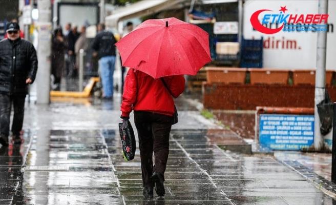 Meteorolojiden Ege ve Güneydoğu Anadolu'da kuvvetli yağış uyarısı