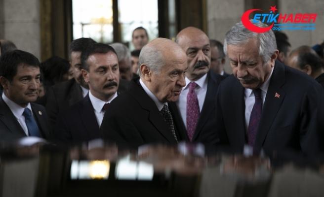 MHP Lideri Bahçeli: İstanbul'da yeni bir seçim düşünülebilir