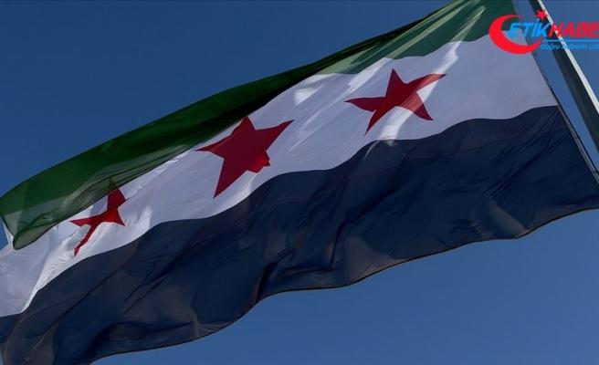 Barış Pınarı Harekatı'nda Suriye Milli Ordusu'ndan 2 savaşçı şehit oldu