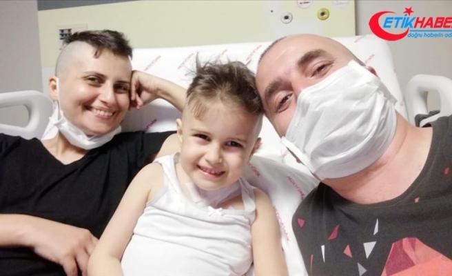 'Öykü Arin hastalığını yenecek, sağlığına kavuşacak'