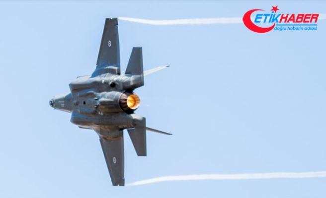 Pasifik üzerinde düşen F-35 uçağı acil durum sinyali göndermemiş