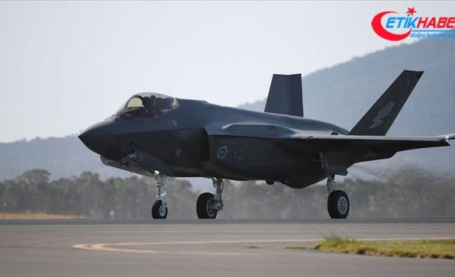 Pentagon'dan Türkiye'ye yönelik F-35 kararı