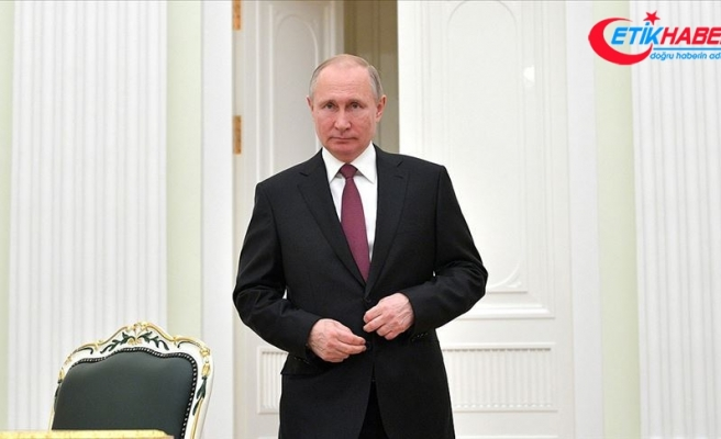 Putin'in 2018 geliri açıklandı