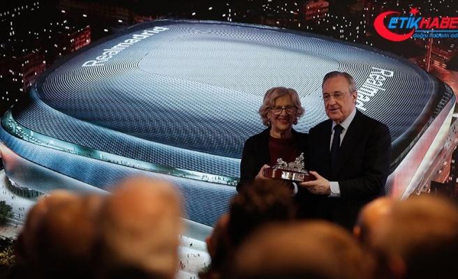 Real Madrid'de 'Geleceğin Bernabeu'su' başlıyor
