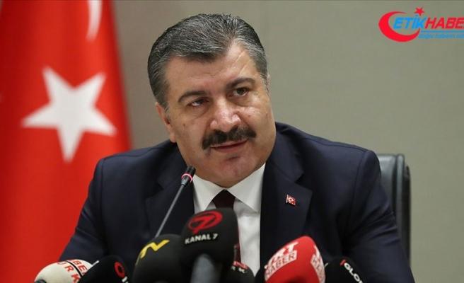 Sağlık Bakanı Koca: Türkiye'nin Beslenme Haritası'yla ilgili çalışmalarda sona gelindi