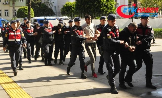 Side'de fuhuş çetesine operasyon: 17 kadın kurtarıldı, 10 tutuklama