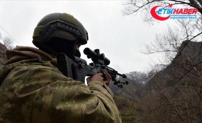 Şırnak'ta 5 PKK'lı terörist teslim oldu
