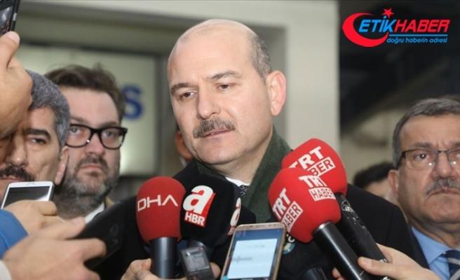 Soylu: Büyükçekmece'de seçime yönelik yolsuzluk yapılmış