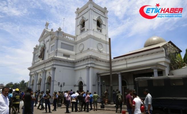 Sri Lanka'da halka cami ve kiliselerden uzak durma çağrısı