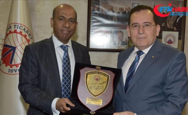 Sri Lanka Ankara Büyükelçisi Amza: Türkiye gerçek bir dost ülke