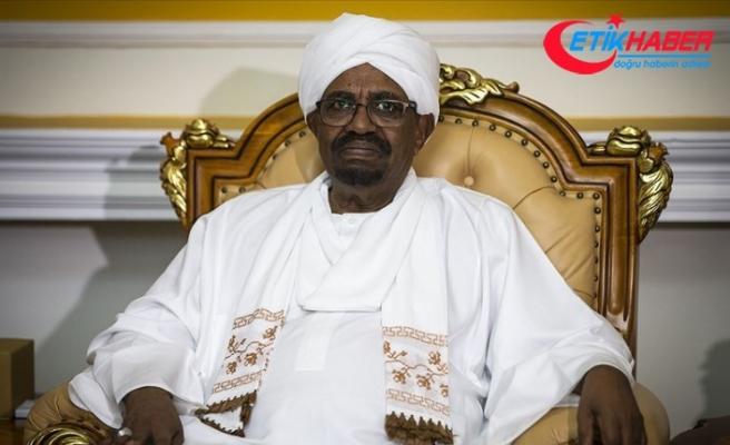 Sudan'da devrik lider Beşir Kuber hapishanesine nakledildi