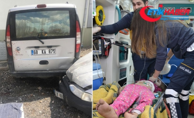 Sürücü rahatsızlandı, otomobil yayalara çarptı: 1 ölü, 3 yaralı