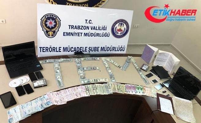 Trabzon'da DEAŞ operasyonu: 5 gözaltı