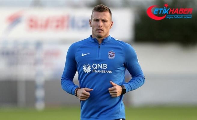 Trabzonspor Jan Durica'ya 400 bin avro ödeyecek