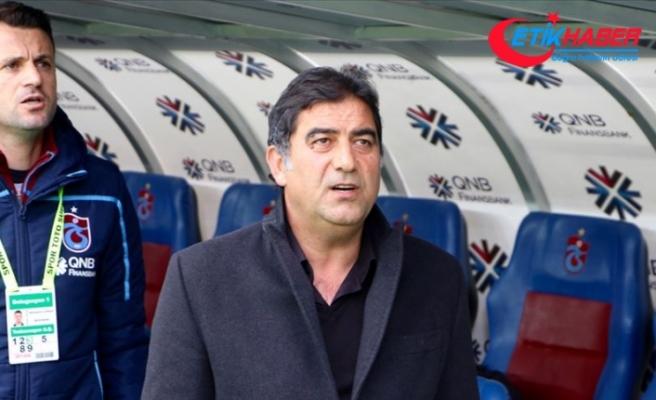 Trabzonspor Teknik Direktörü Karaman: Şu andan itibaren Fenerbahçe maçı hazırlıklarına başlayacağız