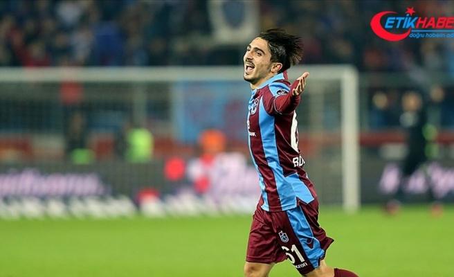 Trabzonspor'un gençleri sonradan açıldı