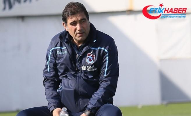 Trabzonspor'da Ünal Karaman farkı