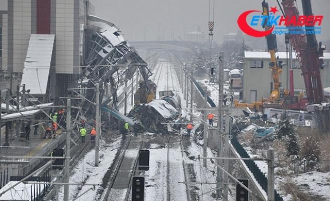 Tren kazasında Teftiş Kurulu raporu: 1'inci kusurlu makasçı