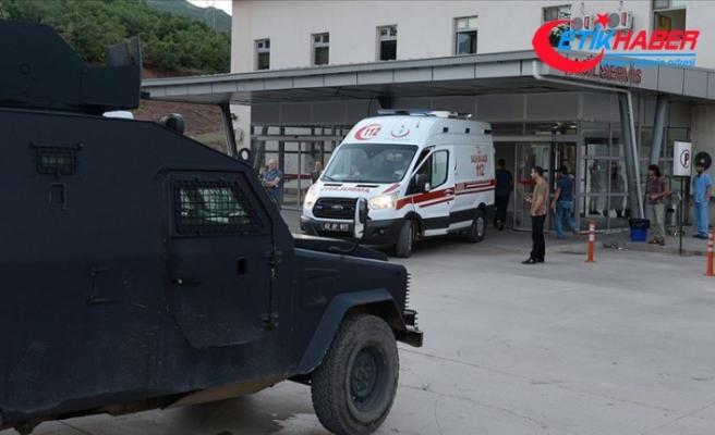 Tunceli'de bir asker kaza kurşunuyla şehit oldu