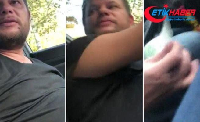 """Turiste tacizle suçlanan taksiciye """"hırsızlığa teşebbüs"""" suçundan 1 yıl 4 ay hapis"""