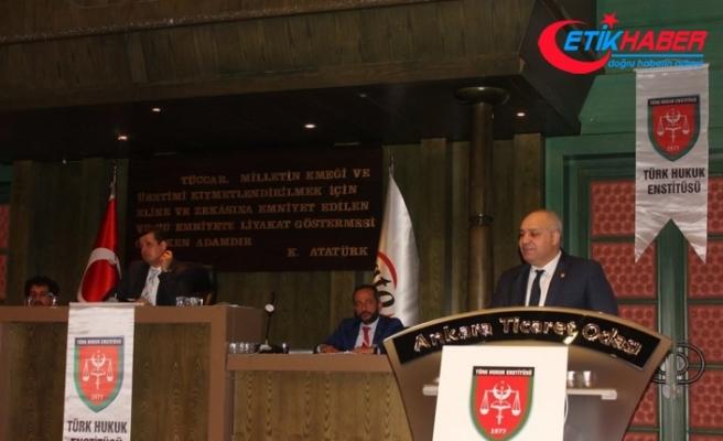 Türk Hukuk Enstitüsü seçimlerinde Tarkan Toper güven tazeledi