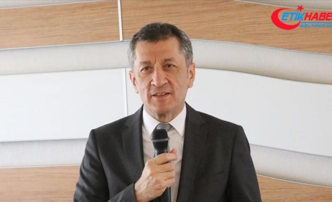 'Türkiye kendi gücüyle eğitim kalitesini yüksek bir noktaya getirecek'
