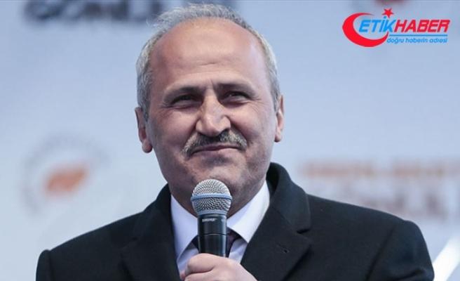 Ulaştırma ve Altyapı Bakanı Turhan: Atatürk Havalimanından son uçuş 6 Nisan'da