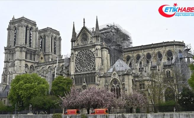 UNESCO, Notre Dame Katedrali'nin renovasyonuna destek verecek