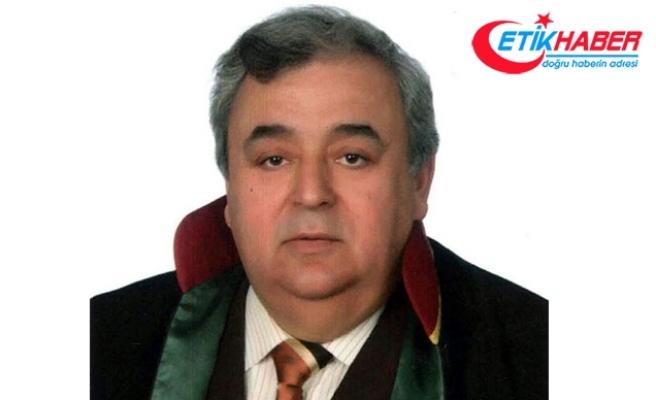 Uşak Baro Başkanı hayatını kaybetti
