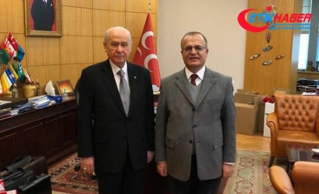 Yazarımız Ali Güler'e MHP Lideri Bahçeli'den yeni görev