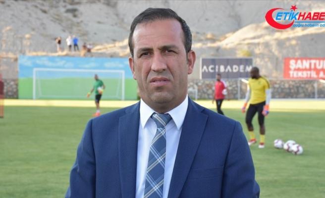 Yeni Malatyaspor Kulübü Başkanı Adil Gevrek: Final oynamak istiyoruz