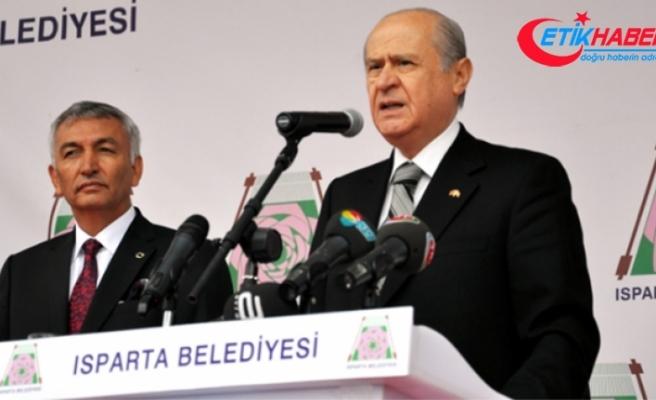 Yusuf Ziya Günaydın MHP Lideri Bahçeli'nin Başdanışmanı oldu