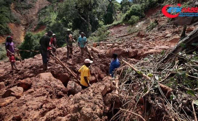 Zimbabve'den 613 milyon dolarlık yardım çağrısı