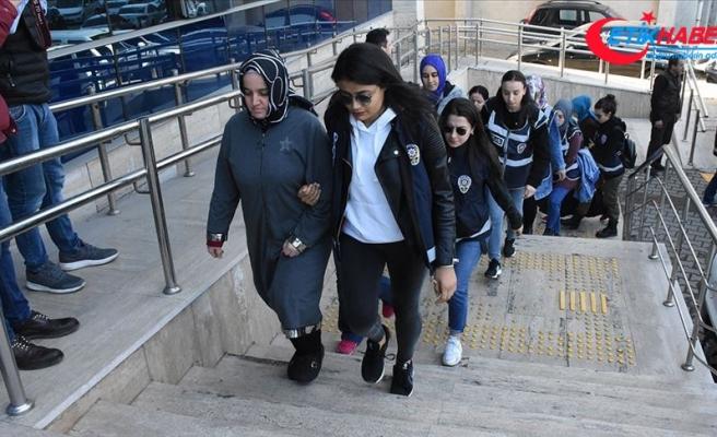 Zonguldak'da FETÖ'den 23 şüpheli adliyede