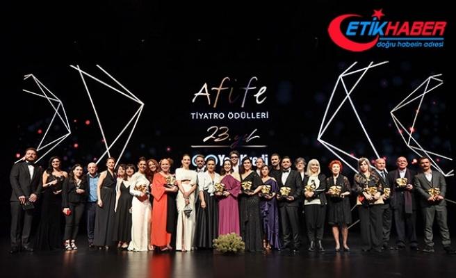 23. Afife Tiyatro Ödülleri sahiplerini buldu