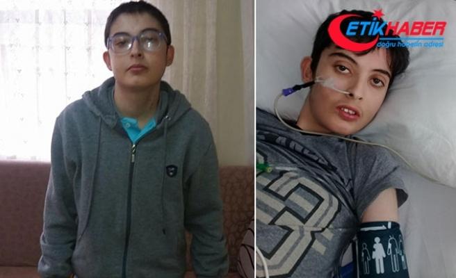 3'ü Türk 10 vakadan biri... Mesut, dünya tıp literatürüne girdi