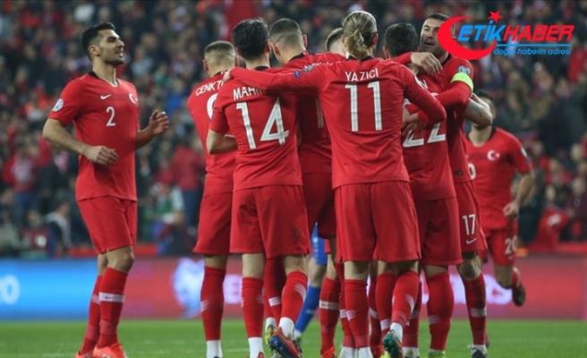 A Milli Futbol Takımı Yunanistan ve Özbekistan ile karşılaşacak
