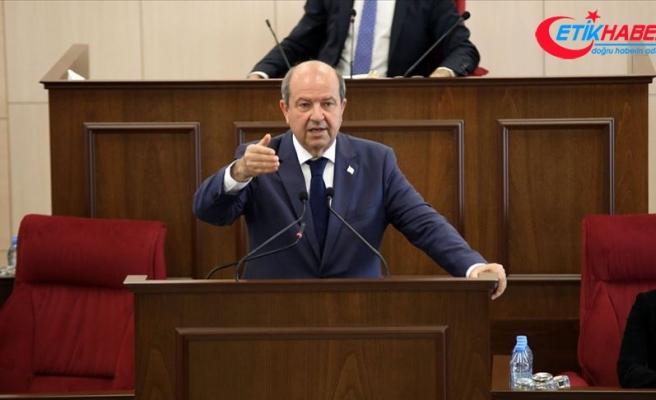 'AB, Rum tezlerini savunarak Kıbrıs sorununa katkı sağlayamaz'