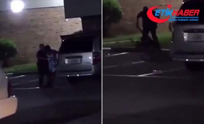 ABD polisi, gözaltına alamadığı hamile kadına kurşun yağdırdı