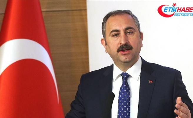 Adalet Bakanı Gül: Strateji belgemiz önceliklerimizi ortaya koyuyor