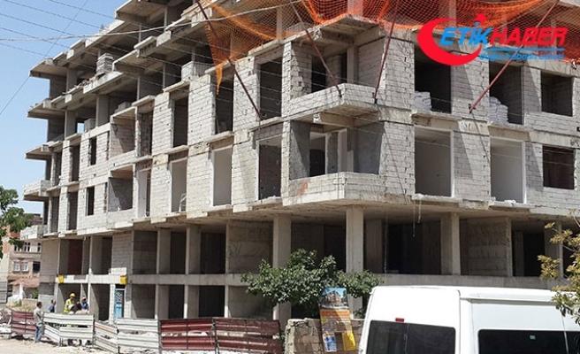 Adıyaman'da inşaattan düşen kalıpçı ustası öldü