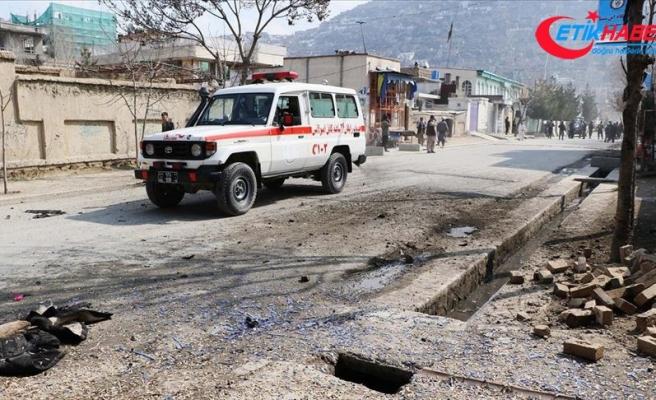 Afganistan'da bombalı saldırı: 3 ölü, 20 yaralı