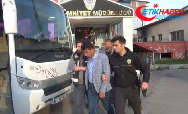 Ağrı'da dolandırıcılık operasyonunda 121 gözaltı