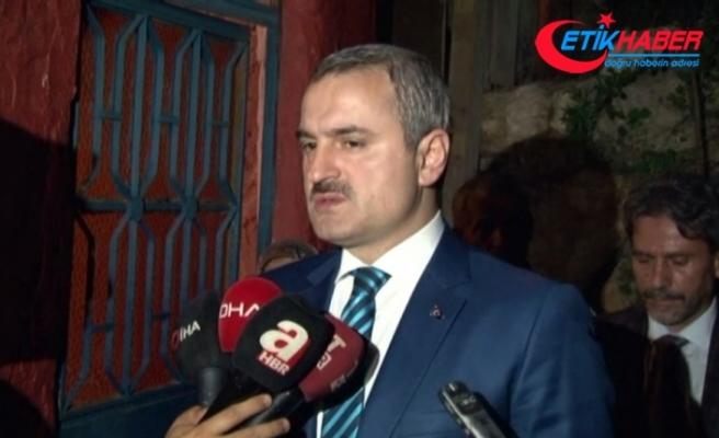 AK Parti İstanbul İl Başkanı Şenocak'tan seçimlerin yenilenmesine ilişkin açıklama