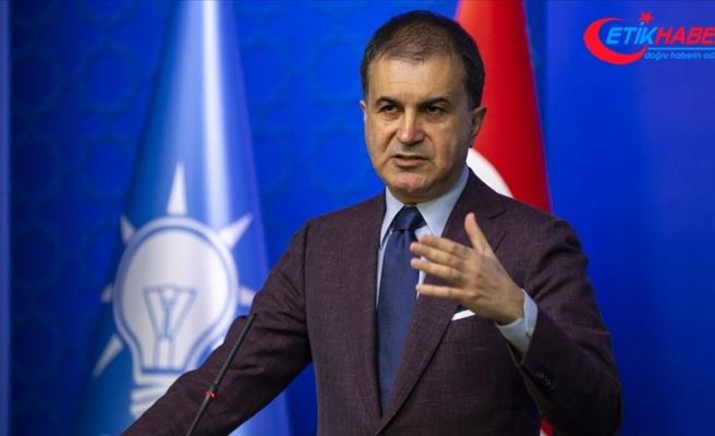 AK Parti Sözcüsü Çelik: Hiçbir devlet başka bir devlete atama yoluyla devlet başkanı seçemez