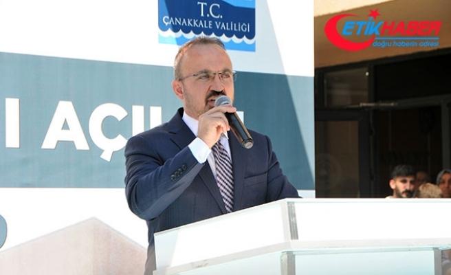 AK Partili Turan: YSK'nın kararı öyle de olsa, böyle de olsa bizim için baş tacı