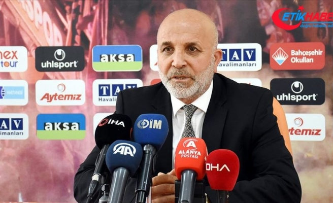 Alanyaspor Kulübü Başkanı Çavuşoğlu: Futbolcular Konyaspor maçını oynamak istedi