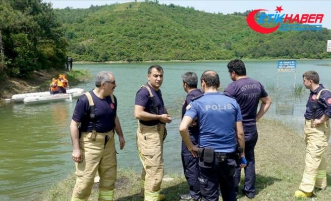 Alibeyköy Barajına giren 2 çocuk boğuldu