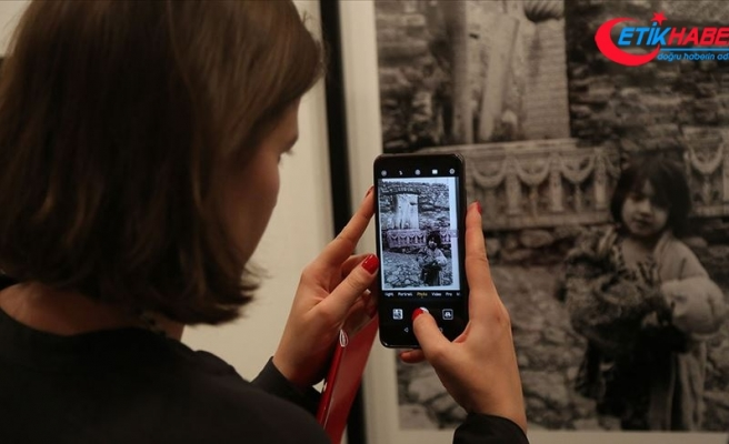'Ara Güler Sergisi' Paris'te sanatseverlerle buluşacak