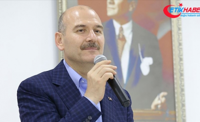 Bakan Soylu: İstanbul Türkiye'nin istikrarını başka bir tarafa evirmeye yönelik kullanılacak